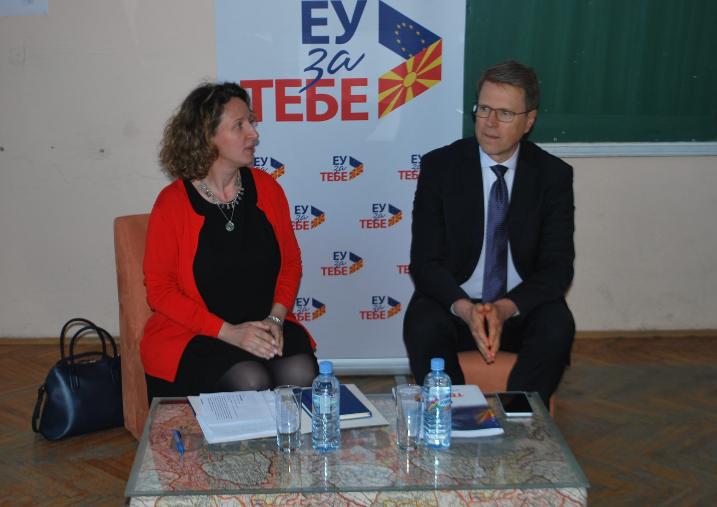 Zbogar hopeful for start of North Macedonia's EU accession talks in June