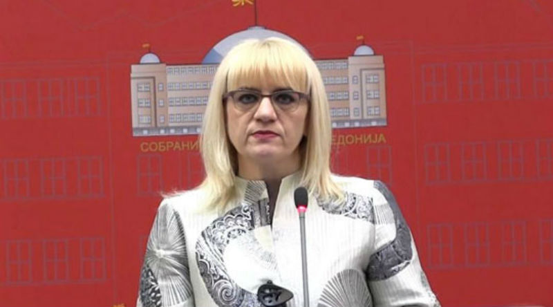 Deskoska: Reconciliation law is being drafted by Parliament, not by the Ministry of Justice