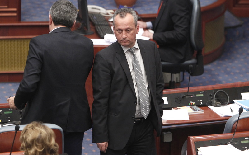 Ex-Parliament Speaker Trajko Veljanoski to testify about April 27