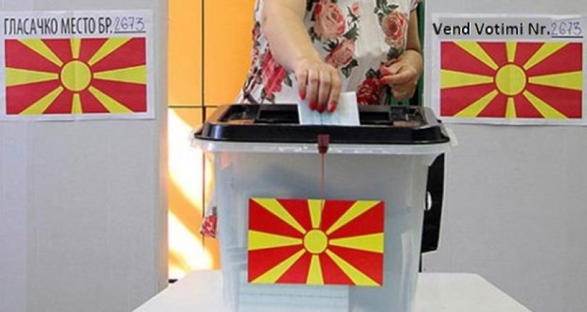 Macedonian citizens to vote for president on April 21 and May 5