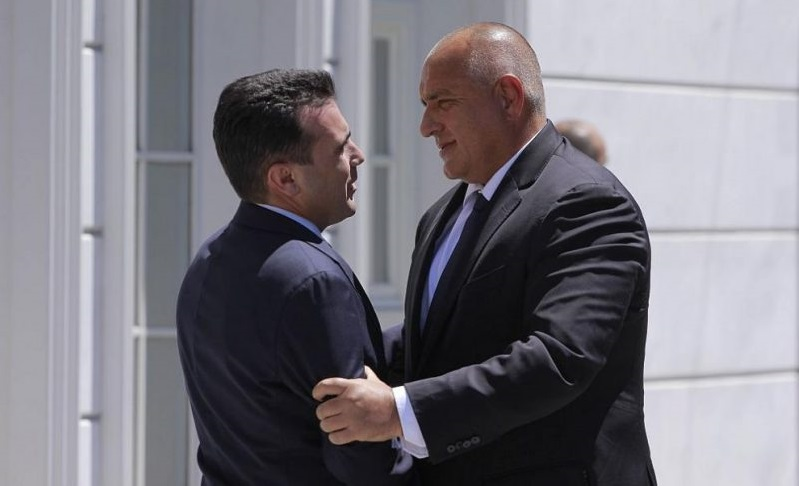 Zaev in Sofia to attend Summit and meet with Borissov