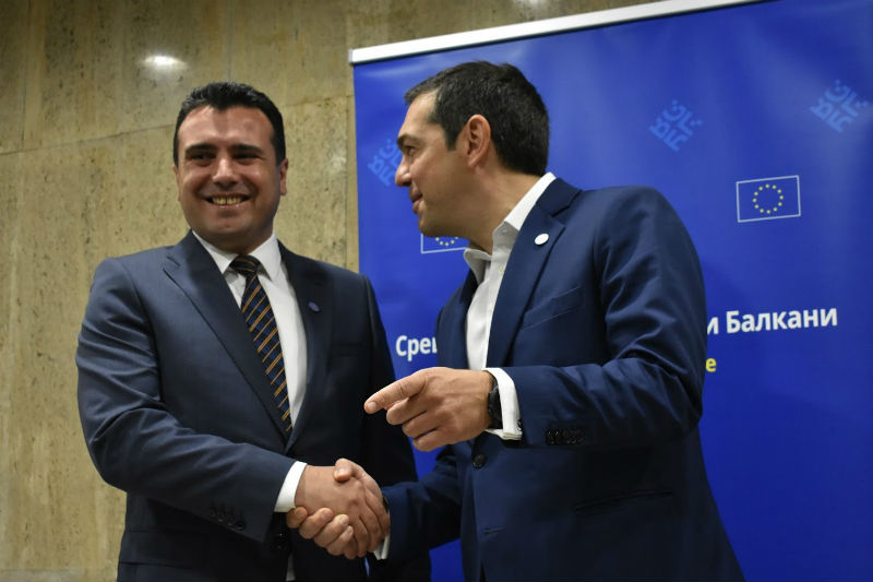 Zaev for Greek Ta Nea: There is no better than Prespa Agreement for both nations