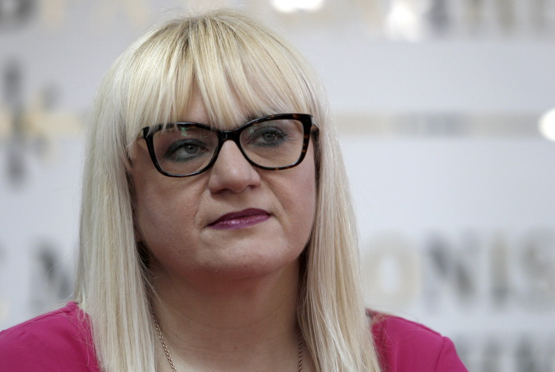 Deskoska: Anti-corruption commission must be separated from politics