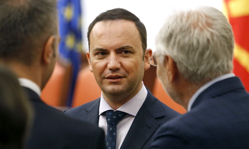 Osmani to lead a government delegation to Brussels on Monday