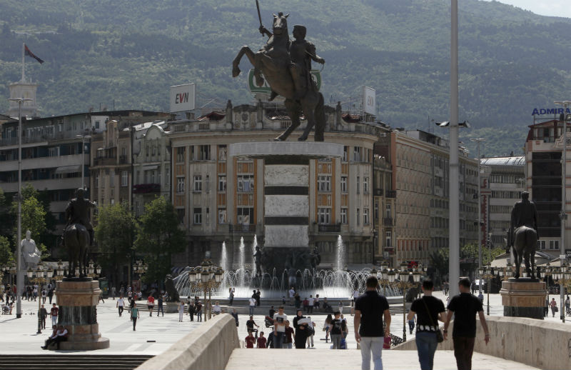 Security experts comment the referendum in Macedonia