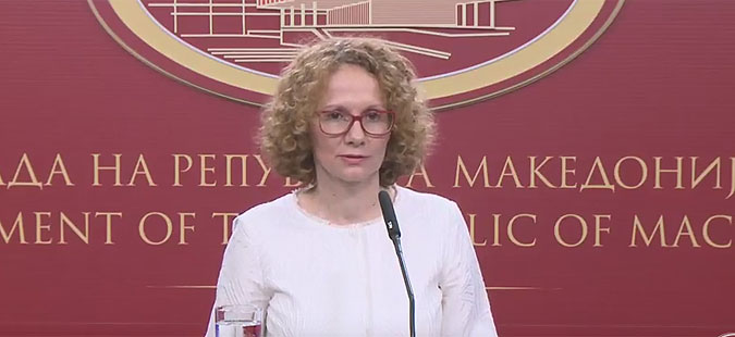 Sekerinska: Macedonia comes out of the mud and isolation