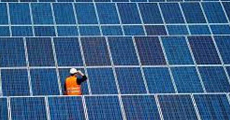 Government to finance 200 megawatt photovoltaic power stations