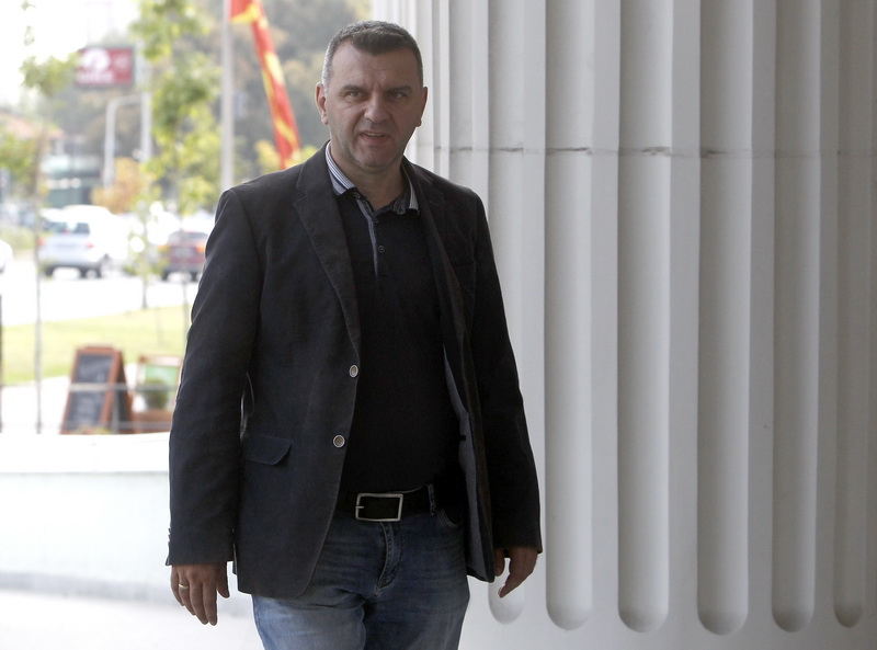 MP Tarculovski: Adoption of the Amnesty law first, then I will take it under consideration