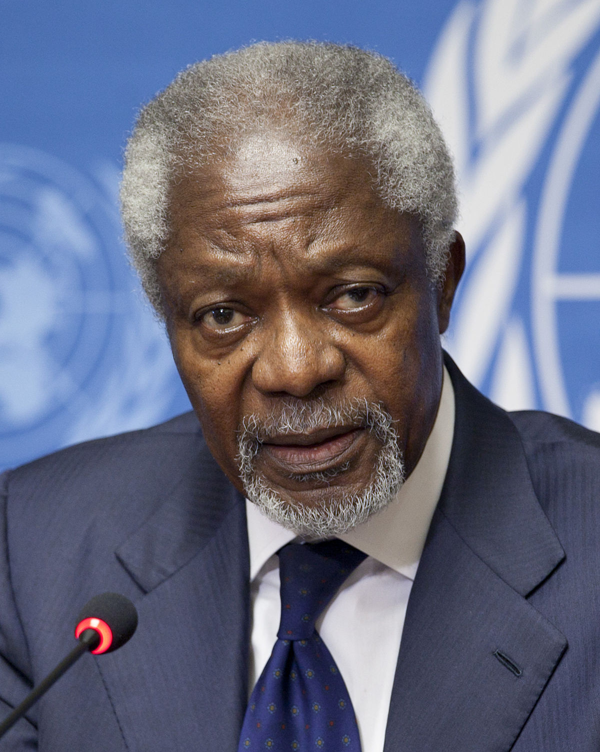 Wolrd leaders mourn the loss of Kofi Annan: He was a leader, but also a friend