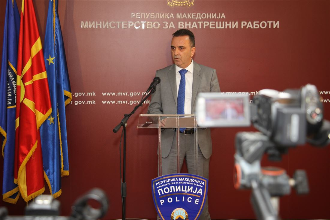 New candidates for Velkovski's post