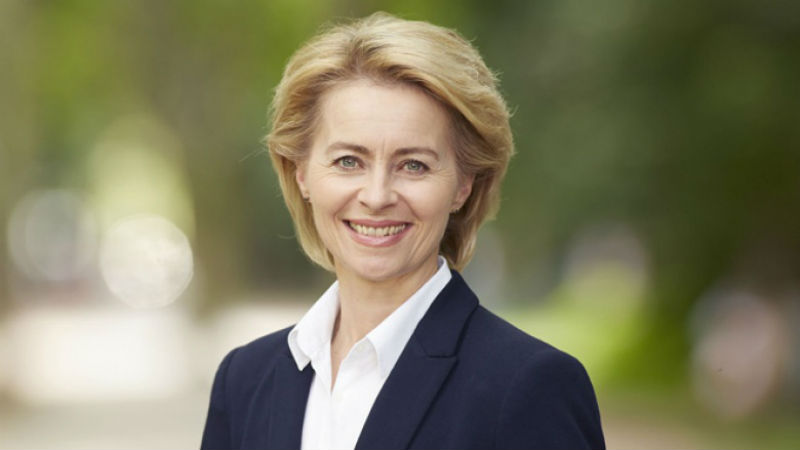 German DM Von der Leyen: I am convinced that the referendum will be successful