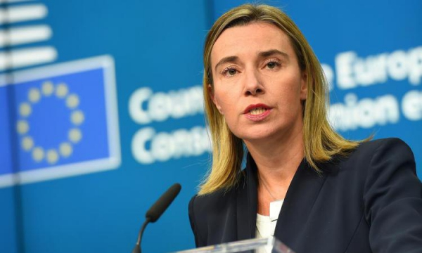 Mogherini: There will be no talks until tariffs on Serbian imports are scrapped