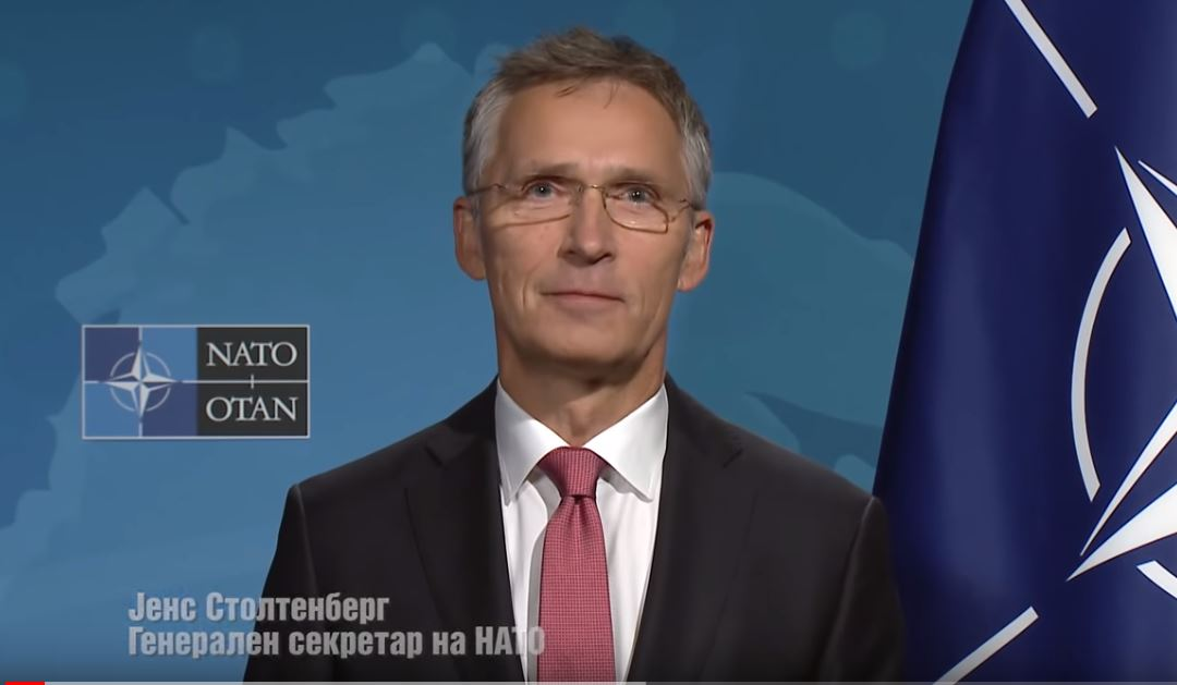 Stoltenberg: It is time to make your voices heard (Video)
