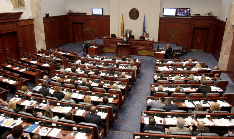 MPs divided into two camps regarding the Prespa agreement