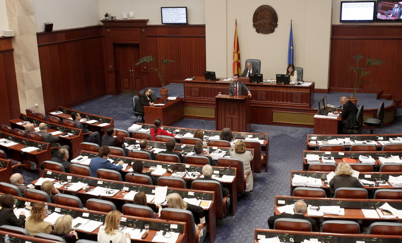 Parliamentary committees vote in favour of the four constitutional amendments