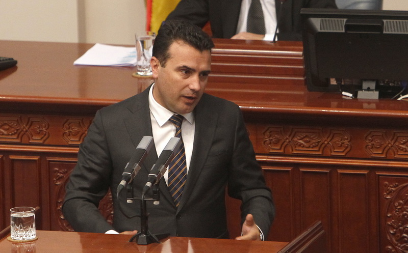 Zaev: I'm open to dialogue, it hasn't occurred me to influence institutions and courts