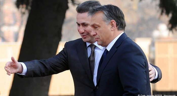 The police had to know where Gruevski was