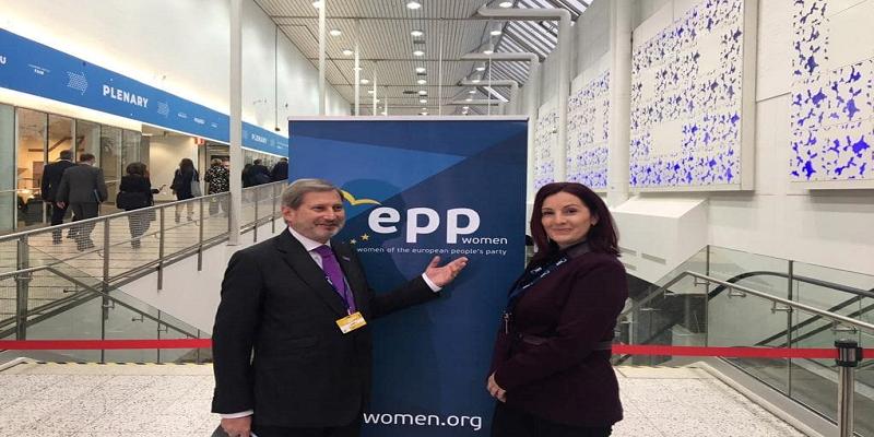 Excluded VMRO-DPMNE MP Aleksandrova for Nezavisen Vesnik: We have the support of the EPP