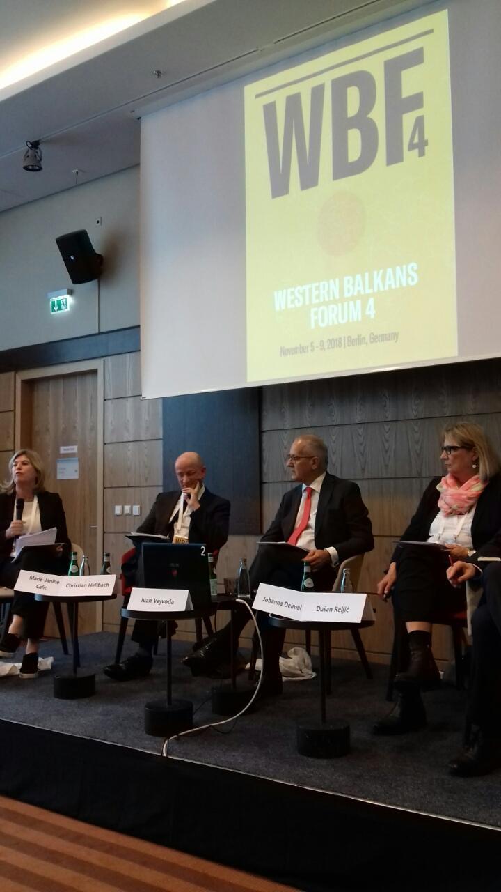 Western Balkans moves down on the agenda in Berlin