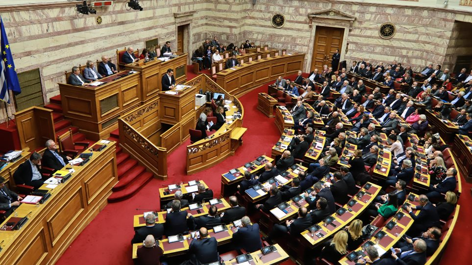 Greek Parliament to ratify the Prespa Agreement Thursday evening