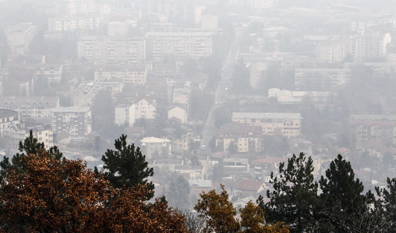 Skopje continues to be among the most polluted cities in the world