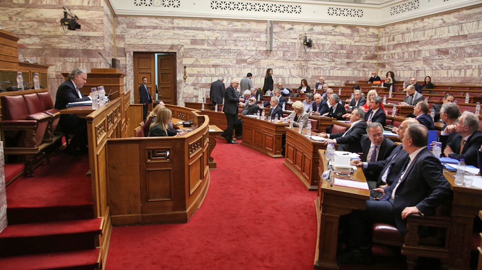 Greek Parliament's Foreign Policy Committee continues debate on the Prespa Agreement