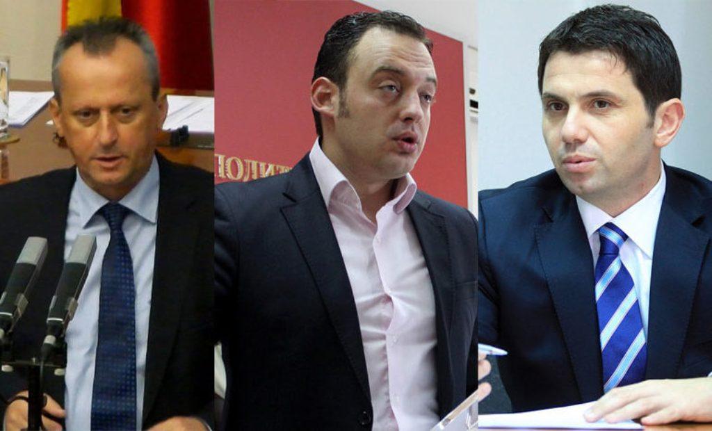 The arrest of former senior officials sparks a heated debate