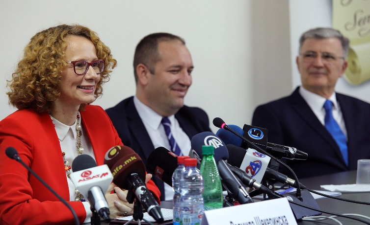 Sekerinska: Greatest success regarding NATO membership is that the first reactions came from the country's neighbors