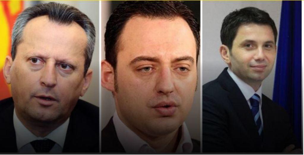 Authorities arrest former Assembly speaker Veljanovski and two former ministers